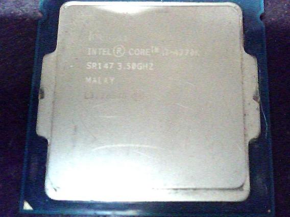 Core I7 4770k Lga Socket 1150 3.5g Oem Testado Com Garantia