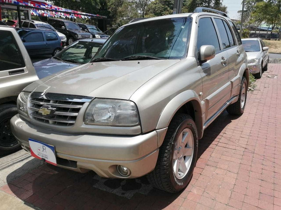 Chevrolet Grand Vitara 2006 Aut Full 2.5