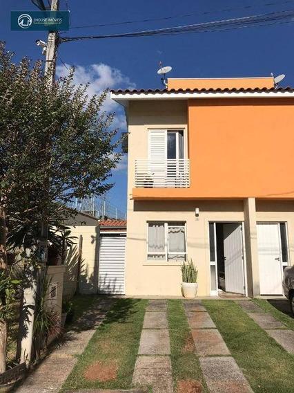 Casa Com 2 Dormitórios À Venda, 98 M² Por R$ 360.000 - Vila Alati - Jundiaí/sp - Ca3398
