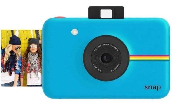 Câmera Instantânea Polaroid Snap + Cx 20 Papel Impressão