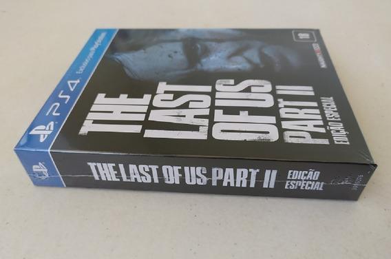 The Last Of Us Part Ii Edição Especial Ps4 Midia Física