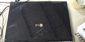 Notebook Lg R400-5 Dual Core 2,5 Gb Hd 320 Gb 14 Usado