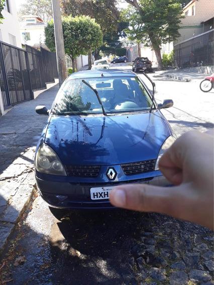 Renault Clio 1.0 16v Authentique 3p 2005