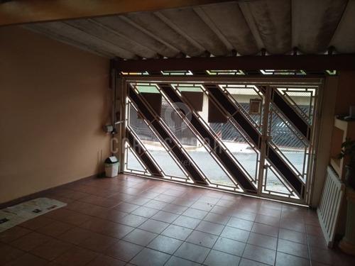 Imagem 1 de 15 de Vila Campo Grande Com Três Dormitórios - Cf53579