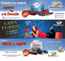 Envíos De Usa A Todo Mexico Compras Por Internet, Subastas