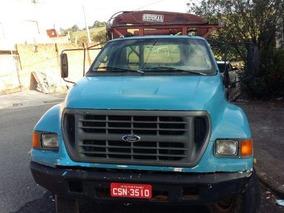 Ford F12000 160 + Munck Rodomaq Ghr 10.000 P/ 5 Ton 2h+2m
