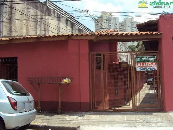 Aluguel Casa 1 Dormitório Vila Augusta Guarulhos R$ 650,00 - 25415a