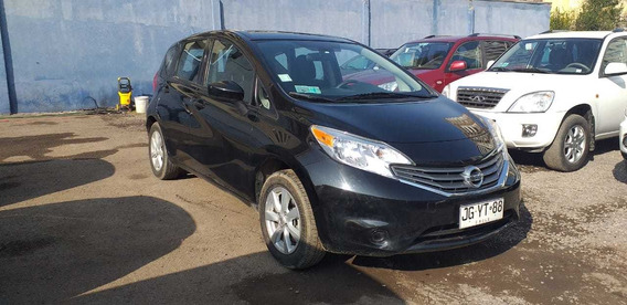 Nissan Note 2017 Automatico Full 1dueño Impecable Creditos