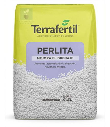 Perlita 5 L Terrafertil Acondiciona Sustratos / Salamanca