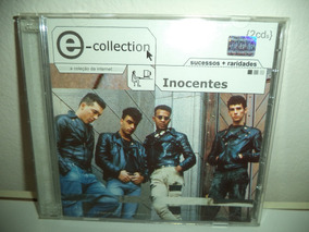 Inocentes E Collection Sucessos E Raridades (cd Duplo)
