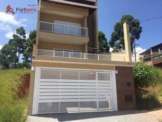 Sobrado Com 3 Suítes À Venda, 297 M² Por R$ 990.000 - Jardim Serra Grande - Caieiras/sp - So0758