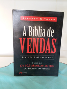 A Bíblia De Vendas