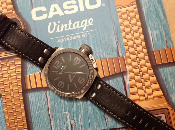 Relógio T W Steel Automatico - 45mm Impecável E Pouco Usado
