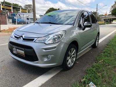 Citroën C3 1.6 Exclusive Aut., 2015! Aceito Troca