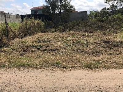 Terreno Com 250 M² Em Itanhaém-sp - 4701/p