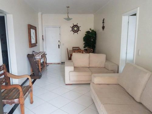 Apartamento Com 2 Dormitórios À Venda, 80 M² Por R$ 300.000,00 - Praia Da Enseada - Guarujá/sp - Ap7356