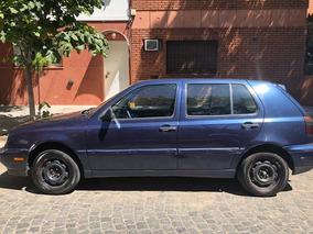 Volkswagen Golf Oportunidad Funciona Con Nafta Y Gnc