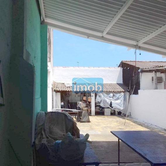 Casa Térrea Com Quintal - Ca0496
