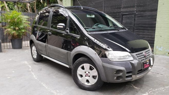 Fiat Idea Adventure Locker 1.8 Flex Completa