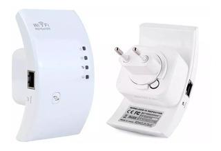 Repetidor Amplificador Wifi Señal 300 Mbps 3 Meses Garantía!