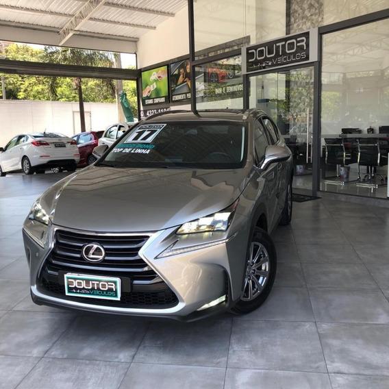 Lexus 2017 Nx 200t 2.0 Automática / Nx 200t 2017 17