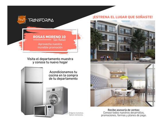 Desarrollo Rosas Moreno 10 -colonia San Rafael