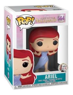 Funko Pop Ariel Tlm #564 Cuotas