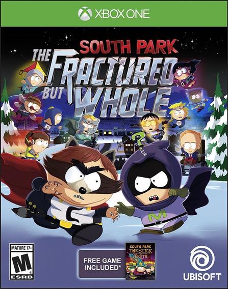 South Park - A Fenda Que Abunda Força - Xbox One