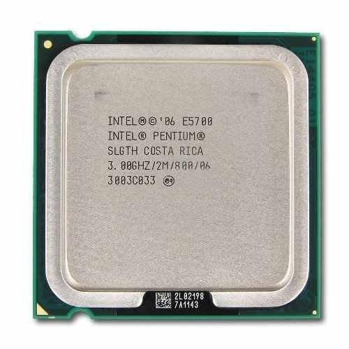 Processador Intel Pentium Dual Core E5700 @3.00ghz