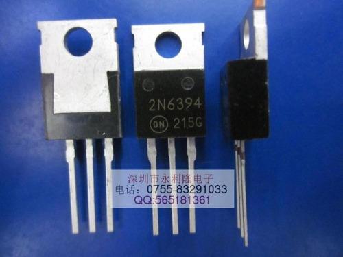 2n6394 2n 6394 Circuito Integrado 12a 50v