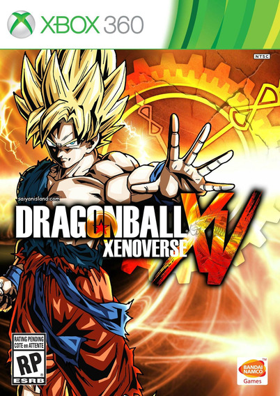 Xbox 360 - Dragon Ball Xenoverse
