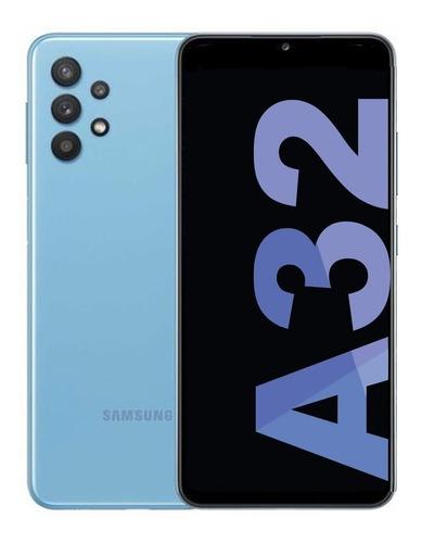Celular Samsung Galaxy A32 6,4 128 Gb 8 Gb Cuatro Cam 64 Mp