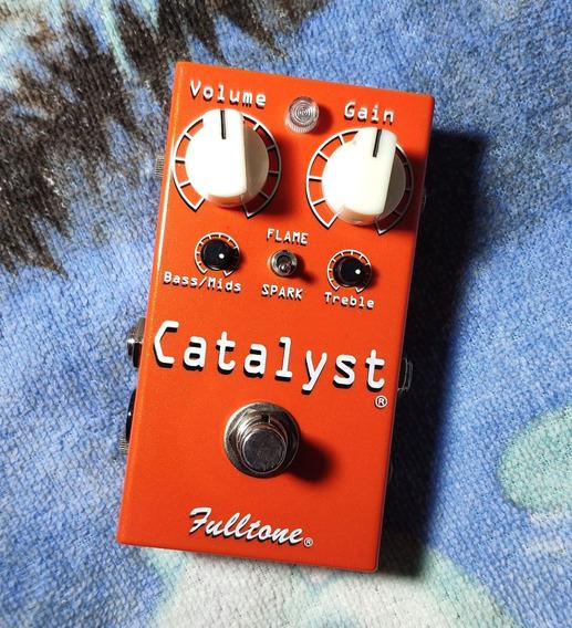Fulltone Catalyst Fuzz / Booster / Overdrive - Willaudio