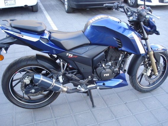 Moto Kawasaki 200 Tvs