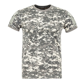 Camisa Tática Invictus T-shirt - Army Camuflado Digital Acu
