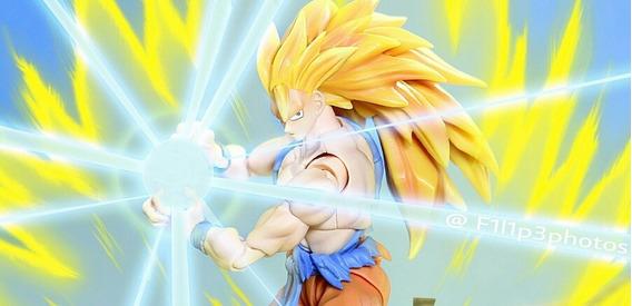 Head Goku Ssj3 Datong Sh Figuarts