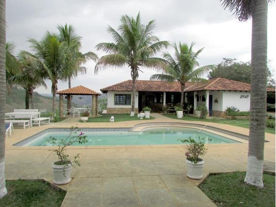 Sítio Com 7 Dormitórios À Venda, 338000 M² Por R$ 1.790.000,00 - Secretário - Petrópolis/rj - Si0108