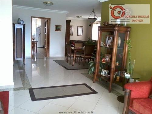 Imagem 1 de 18 de Apartamentos À Venda  Em Jundiaí/sp - Compre O Seu Apartamentos Aqui! - 1221809