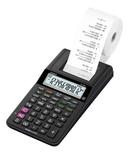 Imagen 1 de 1 de Calculadora Casio Hr 8rc Comercio Oficial Autorizado