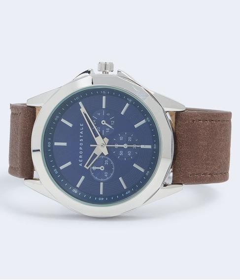 Relógio Masculino Aéropostale 5750 Importado Original
