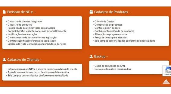 Gdoor Slim - Software Para Emissão De Nfc-e, Nf-e E Sat