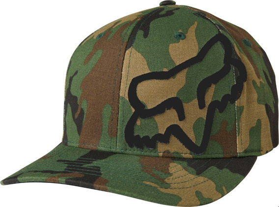 Gorra Fox Premium Flex 45 - Flexfit - Original Usa