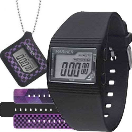 Relógio Technos Infantil Mariner Hsb001/8p Troca Pulseiras