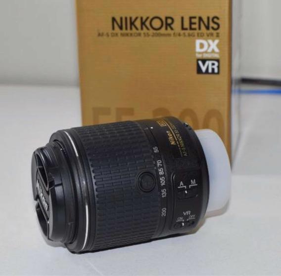 Nikon Lentes 55-200