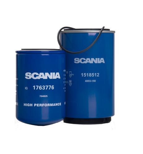 Kit Filtro Combust Com Unid Injetora Scania Série 4 98 A 07