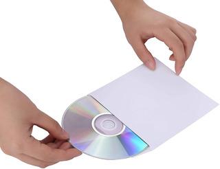 Sobres De Papel Para Cd/dvd X 100u - Oferta!!!