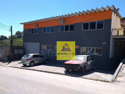 Galpão Comercial Para Locação, Vila Morellato, Barueri. - Ga0239