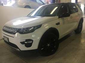 Land Rover Discovery Sport 2016 5p Hse Luxury L4/2.0/t Aut