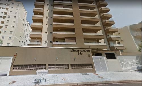 Ótimo Apartamento Para Venda No Nova Aliança, Ed. Alliance Residence, 3 Dormitorios 1 Suite, Varanda Gourmet, Lavabo Em 115 M2 - Ap02659 - 69398921