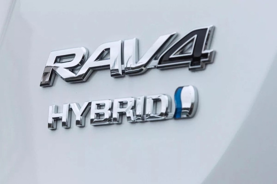 Toyota Rav4 Hybrid Hibrida 4x4 Awd Limited 0km Ultimo Cupo!!